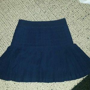 J. Crew Dresses & Skirts - Blue mini-skirt J.Crew