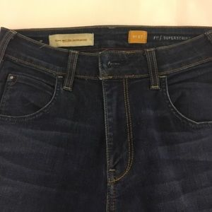 Pilcro Superscript Anthro Jeans - Size 27