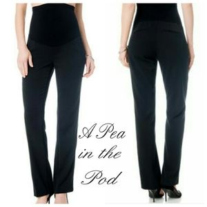 A Pea in the Pod Pants - 🆕A Pea in the Pod Black Dress Pants sz XS