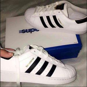 Adidas Shoes - Adidas superstars   cshop