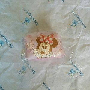 Disney Other - Disney Small Coin / Cash Pouch Minnie Mouse