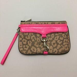 Rebecca Minkoff Handbags - Rebecca Minkoff wristlet clutch