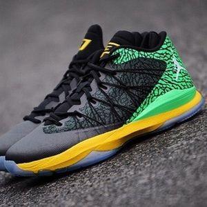 9c80faee7b2 Nike Shoes | Euc Air Jordan Cp3 Vii Brazil Pack Mens 13 | Poshmark