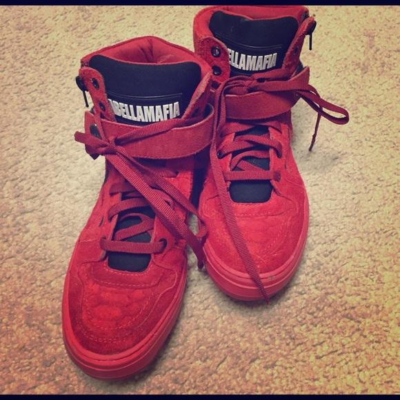 19c5998c1 La Bella Mafia shoes. M 58c74a2a7fab3a6d8e026a4c