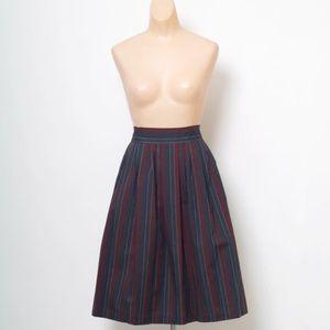 Vintage 1980's skirt /  skirt / Vintage Skirt