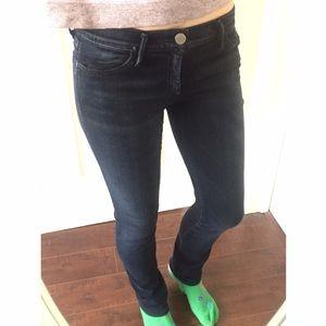 Goldsign Denim - Goldsign Blue Misfit Jeans