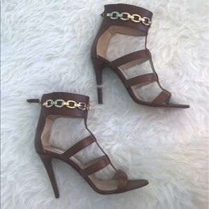 Diane von Furstenberg Shoes - Diane von Furstenberg Gladiator Heels