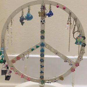 Jewelry - Variety of Earrings