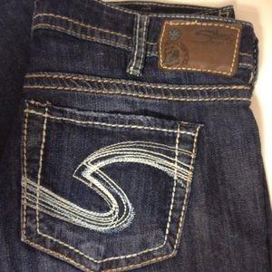 Silver Jeans Denim - Silver natsuki jeans size 30/31