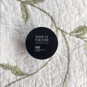 Makeup Forever Other - Makeup Forever Finishing Powder