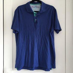 Robert Graham Other - Robert Graham Men's Blue Polo size L