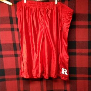 NCAA Other - Used Rutgers authentic shorts xxl
