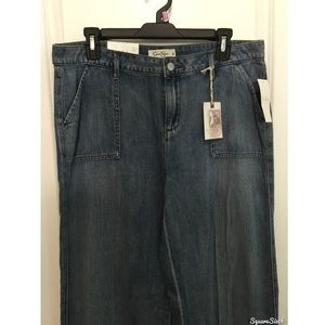 Jessica Simpson Denim - NWT Jessica Simpson strait leg denim jeans