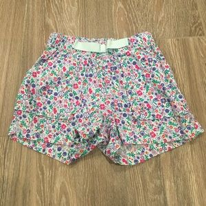 Tea Collection Other - Tea Collection Linen Floral Shorts