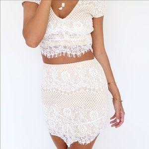 Sabo Skirt Dresses & Skirts - Sabo skirt set