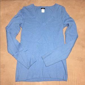 J CREW ribbed sweater