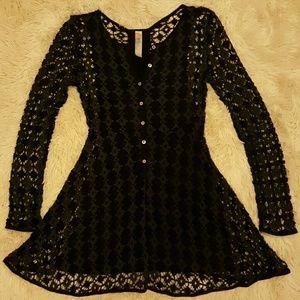 Free People Dresses & Skirts - Free People crochet dress