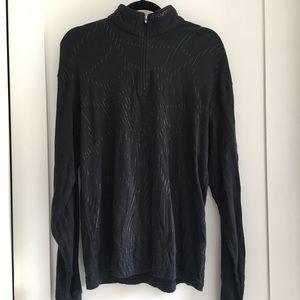 Spyder Other - Spyder Men's Black Pullover Shirt size L