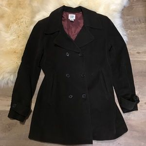 GAP Jackets & Blazers - Gap Brown Peacoat