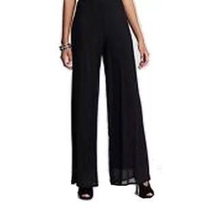 Tadashi Shoji Pants - Tadashi Stretch Mesh Pants Size Large NWT