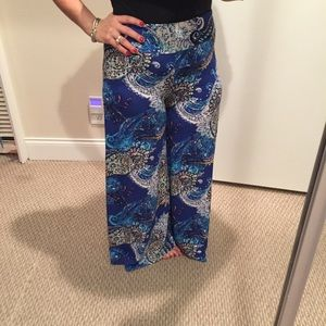 Christian Audigier Pants - Diosa palazzo pants nwot