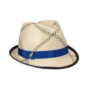 Eugenia Kim Accessories - Eugenia Kim for Target - Straw Parrot Fedora Hat