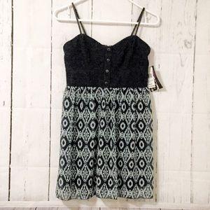 Trixxi Dresses & Skirts - Trixxi Navy Blue Mini Sundress