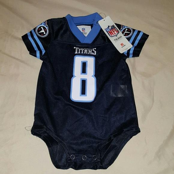 pretty nice f499f b0dbd Tennessee Titans Baby Onesie
