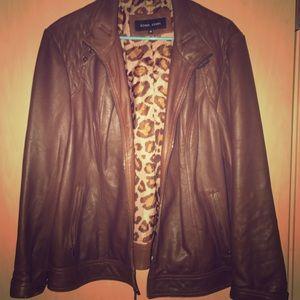 Black River genuine Leather Jacket