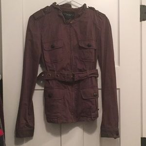 Anthropologie Sanctuary Military Jacket