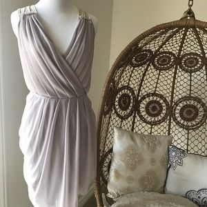 ASOS Petite Dresses & Skirts - NWT ASOS Petite Cross Low Back Lavender Dress