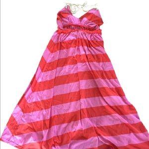 H&M Dresses & Skirts - H&M Halter Stripe Dress