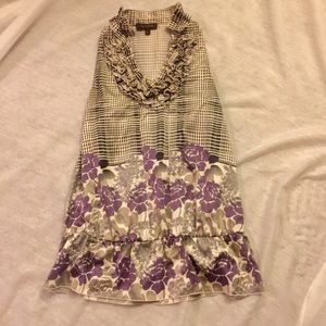 The Limited Tops - Floral Top Sz M