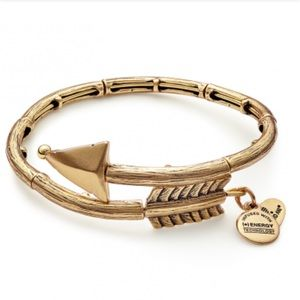 Alex and Ani arrow bracelet