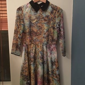 Ted Baker Floral Dress - unworn