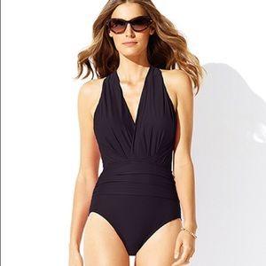 Badgley Mischka Other - Sexy black swimsuit
