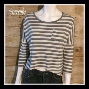 Lily Rose Tops - Lily Rose stripped tee