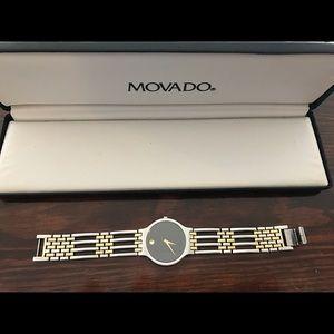 Movado Other - 🌷SALE🌷🎊🎊HP 🎉🎉 Movado Men's Watch