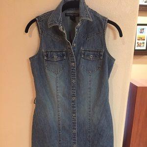 Polo by Ralph Lauren Dresses & Skirts - Polo Jean company Ralph Lauren Denim dress sz 4