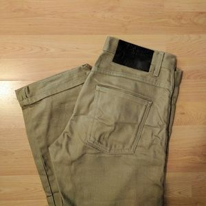 Naked & Famous Denim Other - Naked and famous selvedge chino