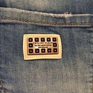 Philipp Plein Pants - Philipp Plein denim jeans / pants