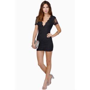 Tobi lace bodycon dress