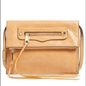 NWT Rebecca Minkoff Small Regan Crossbody Clutch