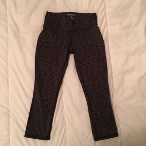 Ideology Pants - Ideology fitted cropped leggings