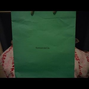 Tiffany & Co. Handbags - Tiffany & Co. Medium Shopping Bag