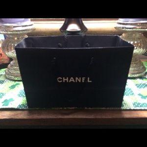 CHANEL Handbags - Chanel Black Small/Medium Shopping Bag💜💜