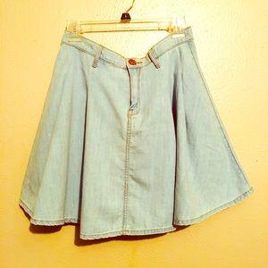 H&M Skater Skirt