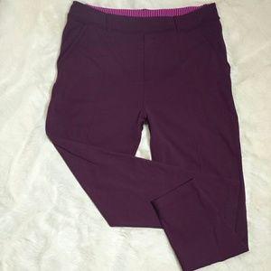 lululemon athletica Pants - Lululemon Skinny Yoga Workout Pants Size 10