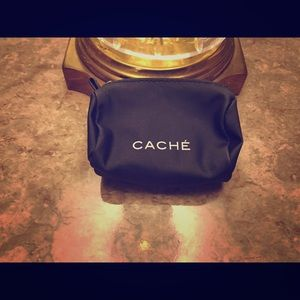 Cache Accessories - Cute CACHE Pouch❣ W/ Goodies Filled For Purse