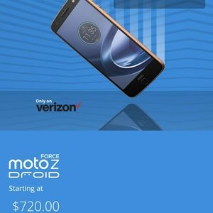 phone Other - Moyo force Z droid